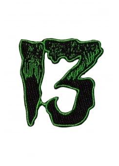 Unlucky 13 Green Patch