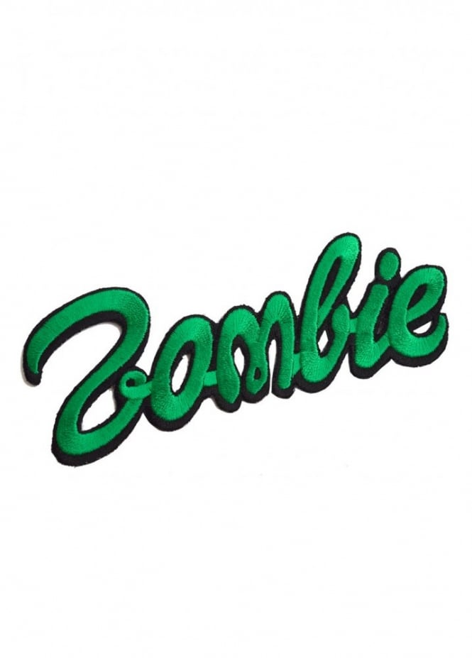 Kreepsville 666 Zombie Barbie Patch