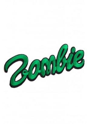 Zombie Barbie Patch