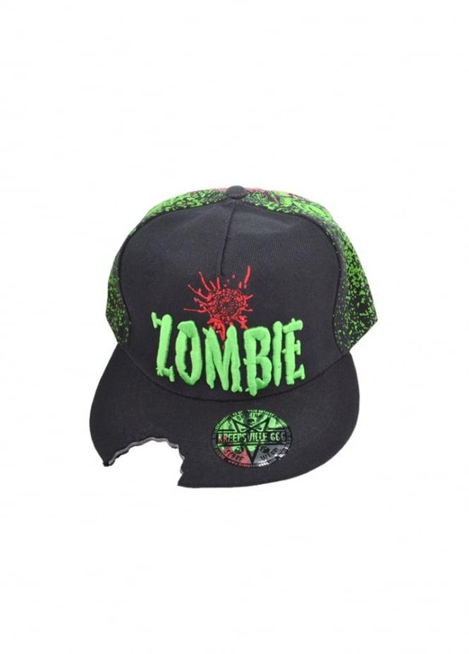 Kreepsville 666 Zombie Baseball Cap