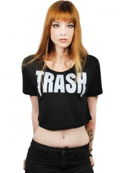 Trash Crop Top