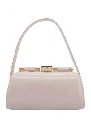 Light Pink Retro Handbag