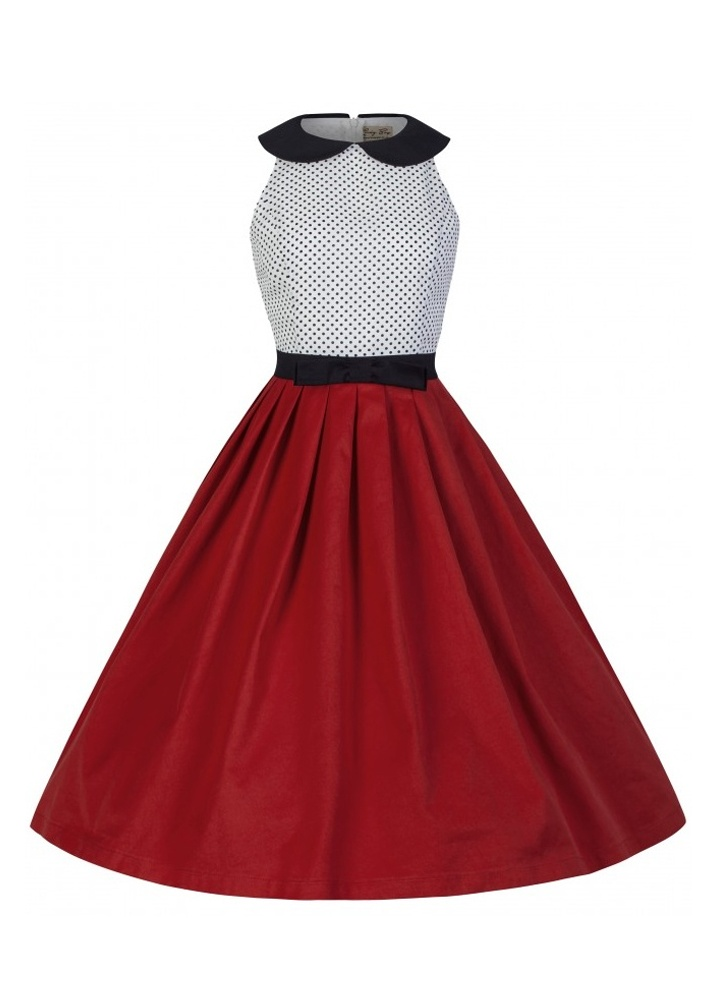 Lindy Bop Emmy Dress Attitude Clothing