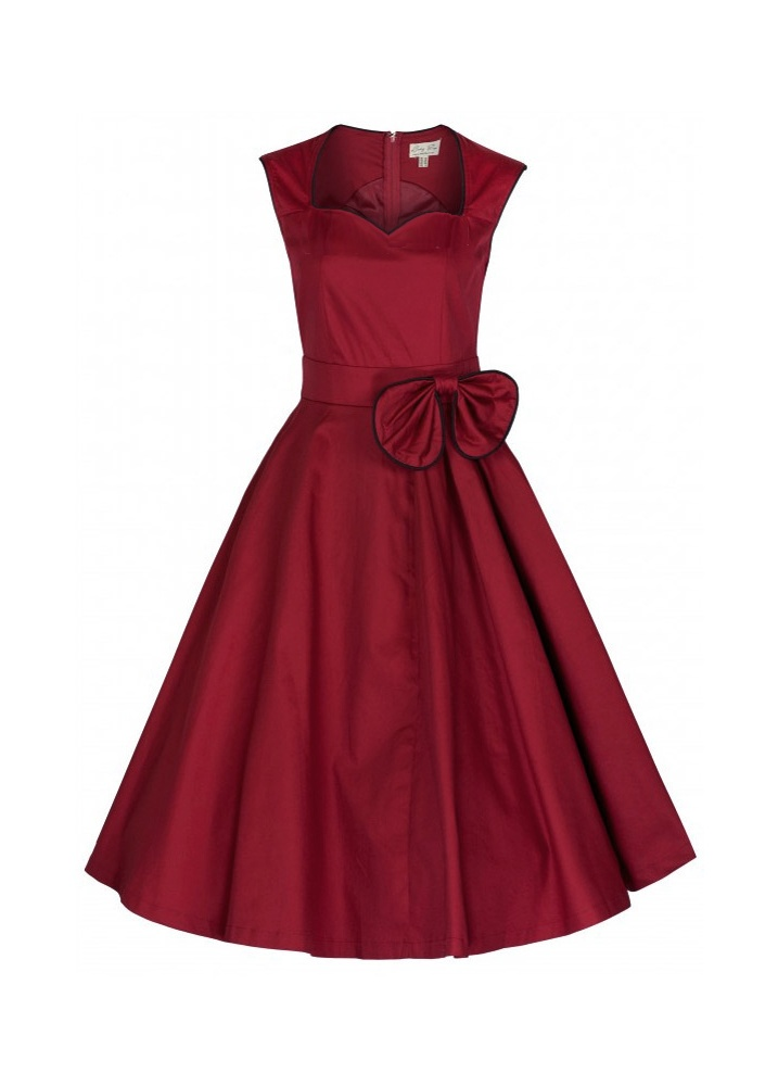 Lindy Bop Grace Dress Attitude Clothing