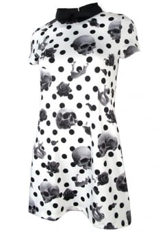 Jawbreaker Collar Dress