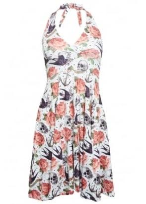 Rose Tattoo Monroe Dress