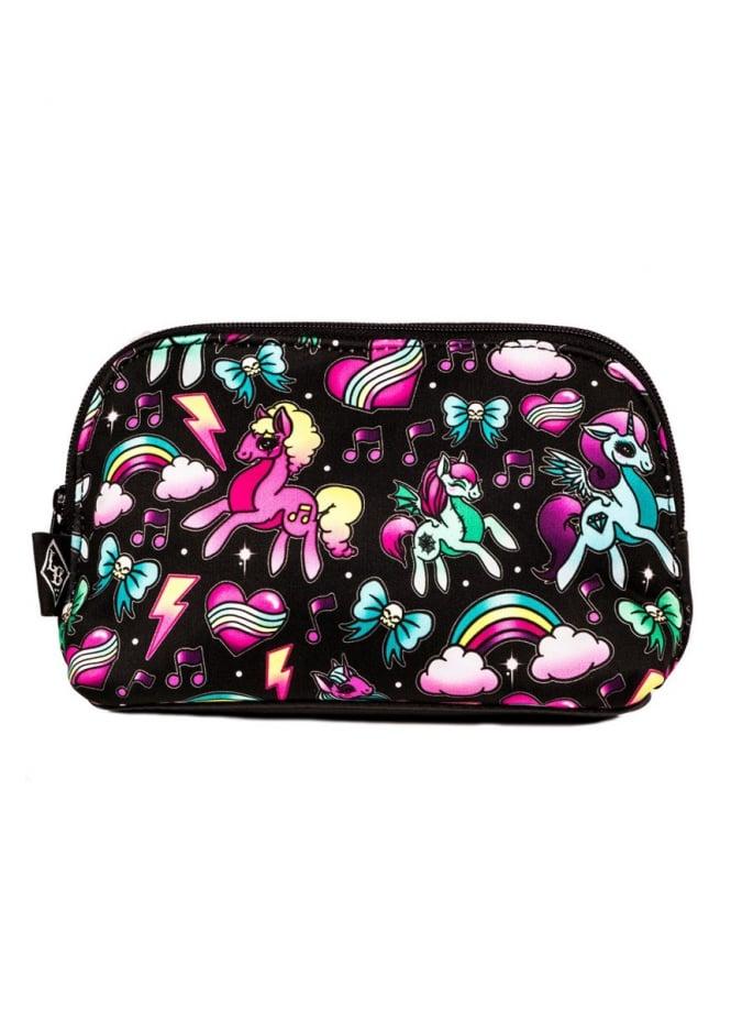 Liquorbrand Unicorns Cosmetic Bag