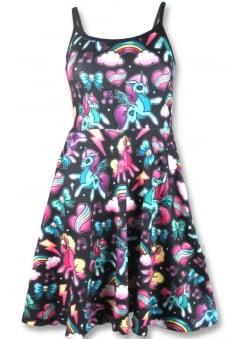 Unicorns Strap Dress