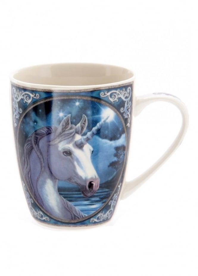Lisa Parker Unicorn Bone China Mug
