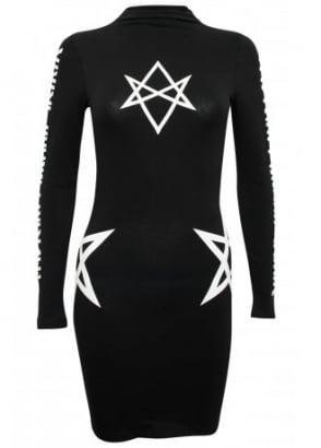 Hexagram Dress