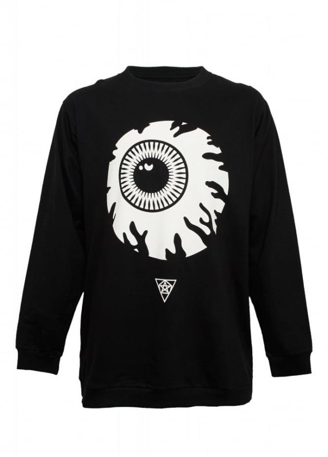 Long Clothing Mishka Keep Watch Sweatshirt | Attitude Clothing