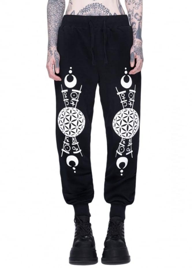 Long Clothing x Grace Neutral Joggers