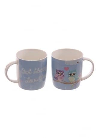 Love Owls Mug Gift Set