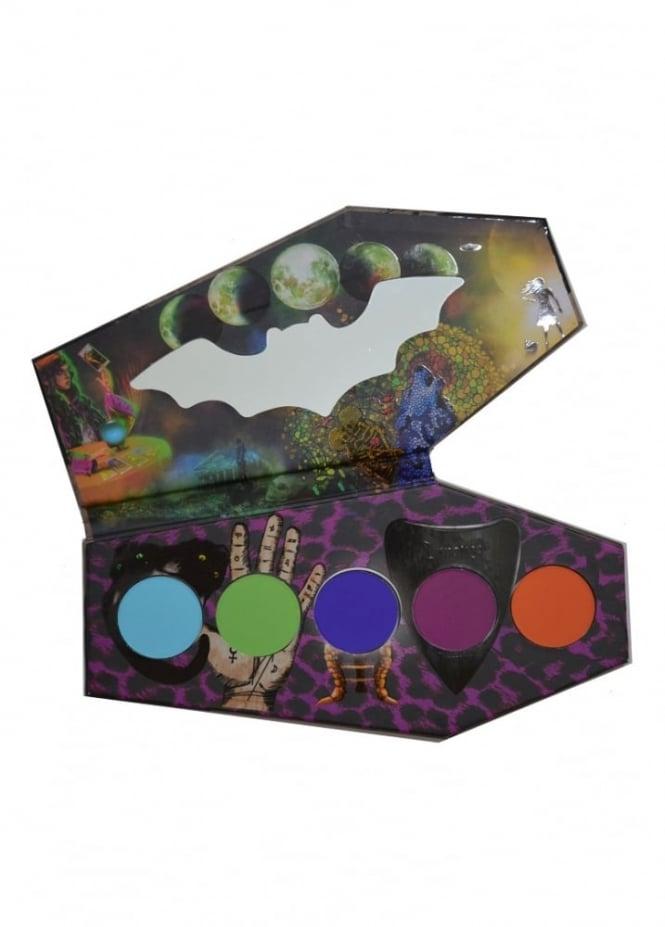 LunatiCK Cosmetic Labs Hocus Pocus Coffin Palette