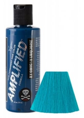 Atomic Turquoise Amplified Hair Dye