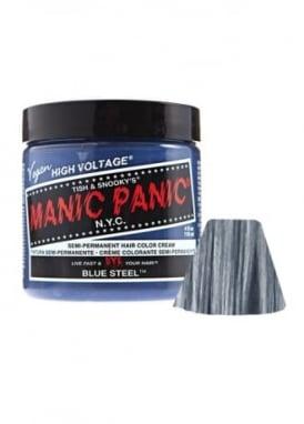 Blue Steel Semi-Permanent Hair Dye