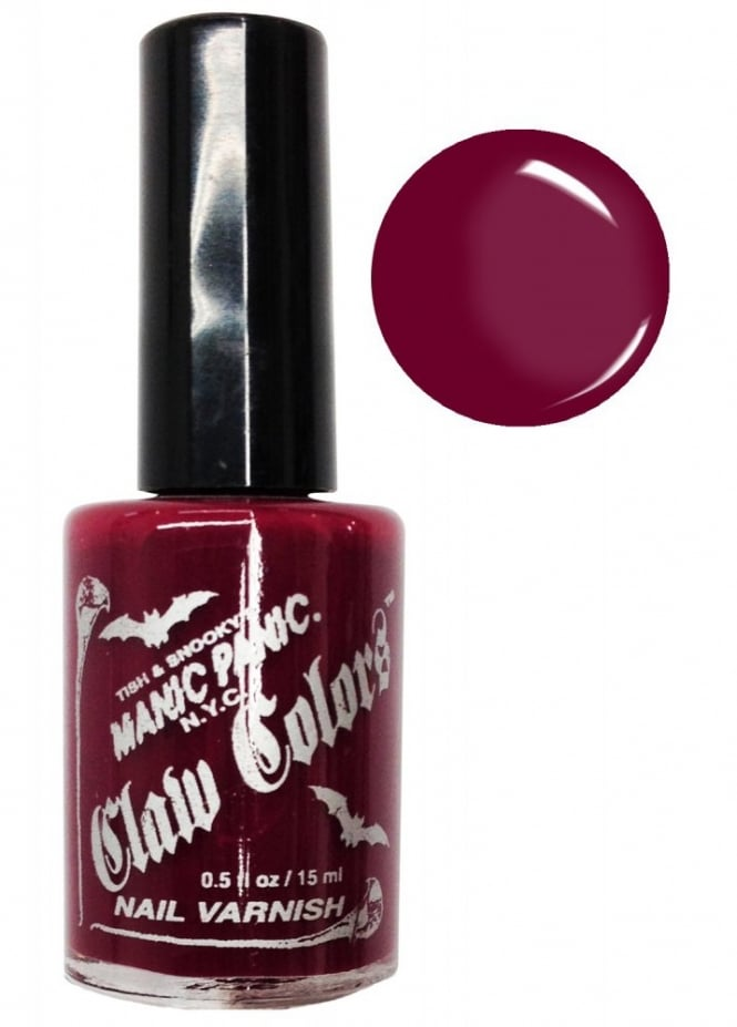 Manic Panic Claw Colors Blood Red