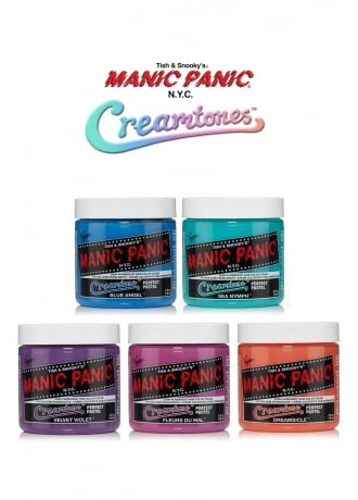 Manic Panic Creamtones Perfect Pastel Hair Color