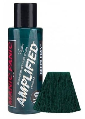 Green Envy Amplified Hair Dye