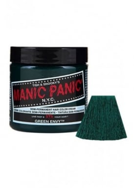 Green Envy Semi-Permanent Hair Dye
