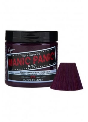 Purple Haze Semi-Permanent Hair Dye