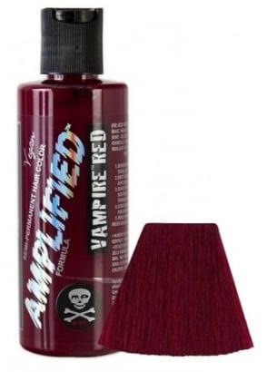 Vampire Red Amplified Hair Dye