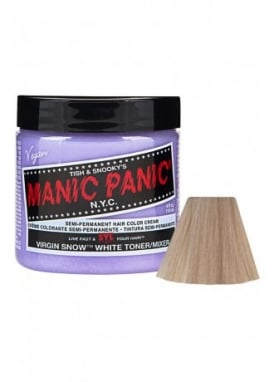 Virgin Snow Semi-Permanent Hair Dye