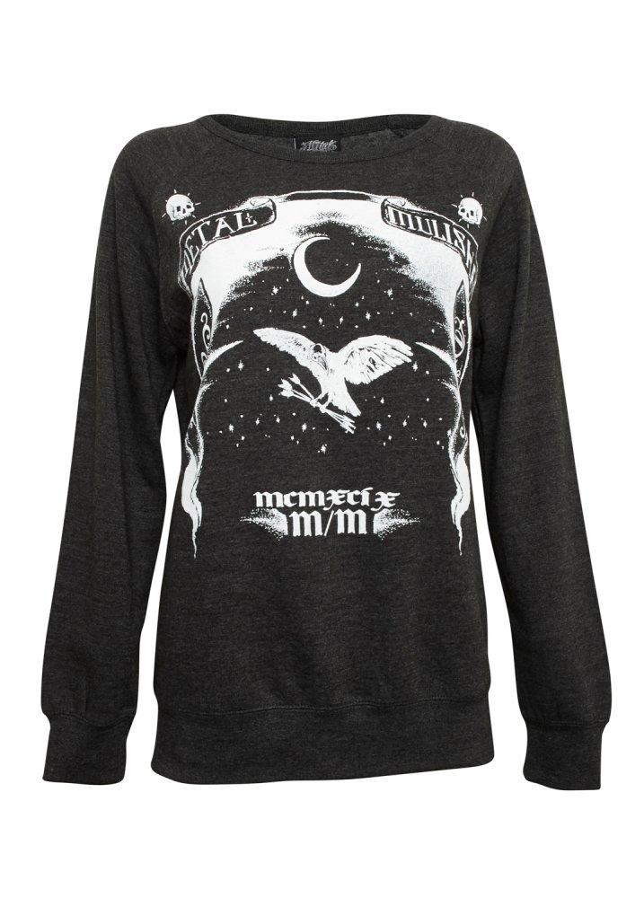 Womens metal mulisha hoodies