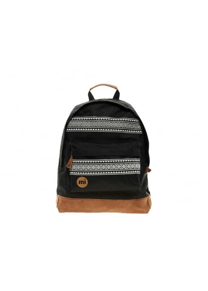 Mi Pac Nordic Black Backpack Attitude Clothing