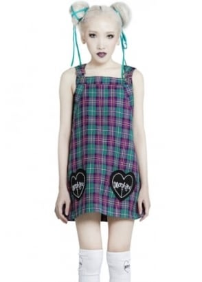Kindergarten Suspender Dress