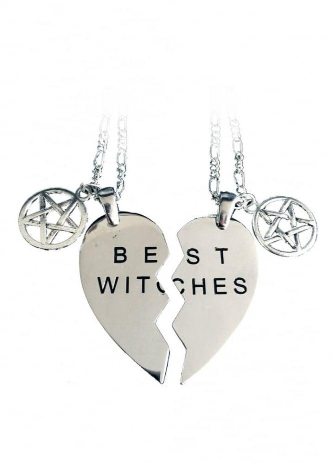 Mysticum Luna Best Witches Necklace Set