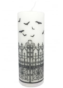 Gates Of Hell Altar Candle