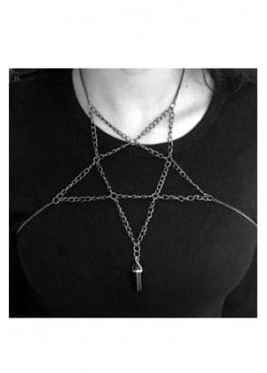 Pentalpha Chest Chain