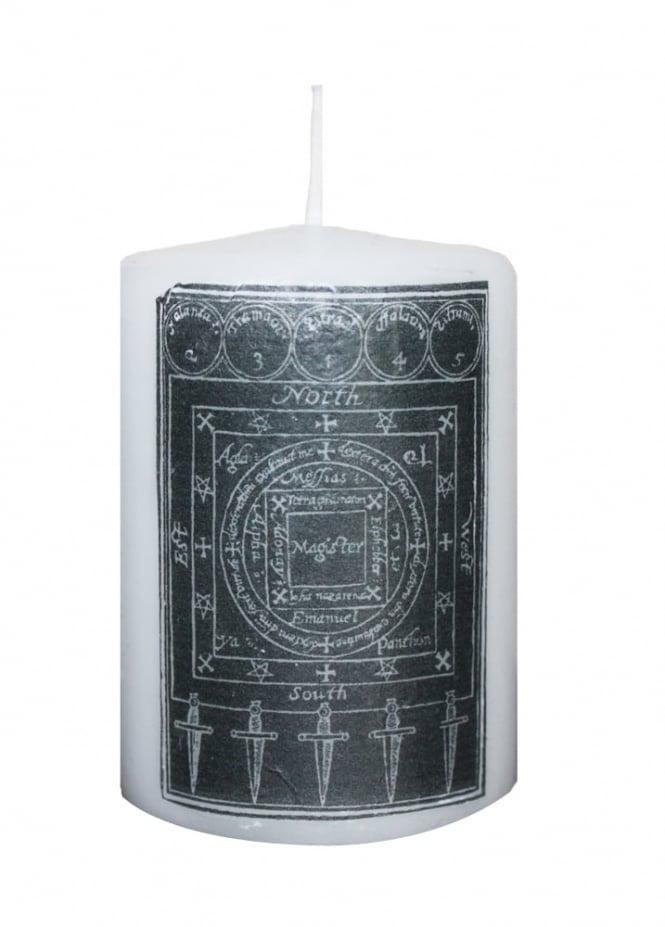 Mysticum Luna Small Magister Altar Candle