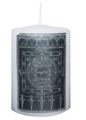 Small Magister Altar Candle