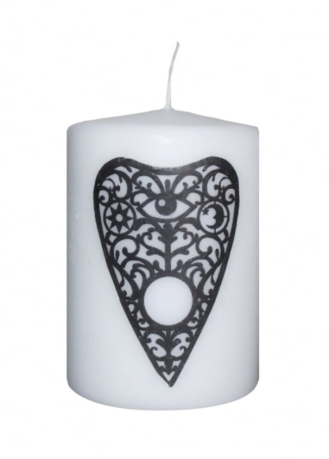 Mysticum Luna Small Planchette Altar Candle