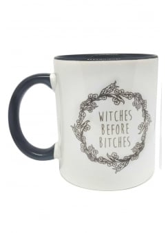 Witches Before Bitches Mug