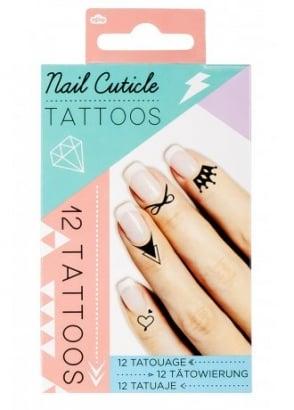 Nail & Cuticle Tattoos