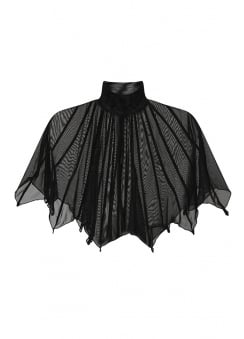 Medeina Bat Wing Gothic Cape