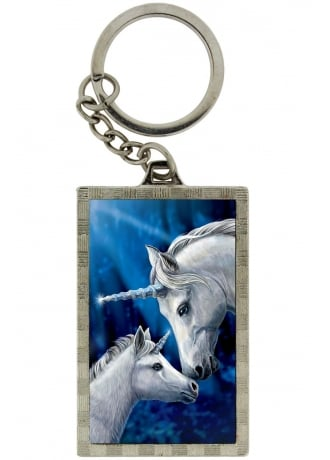 Nemesis Now 3D Sacred Love Keyring