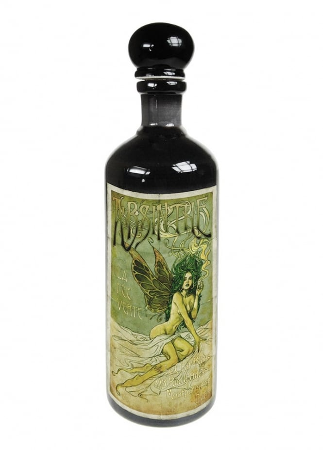 Nemesis Now Absinthe Fairy Bottle