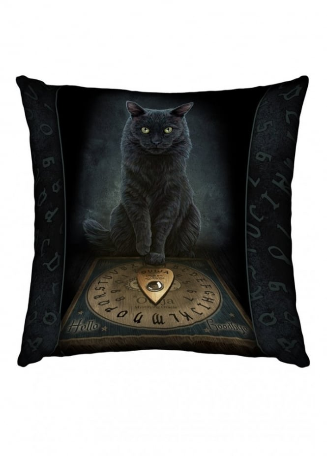 Nemesis Now His Master's Voice Cushion