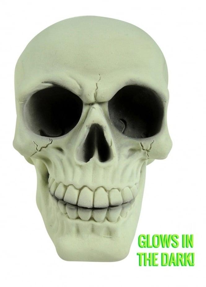 Nemesis Now Large Glowing Skull