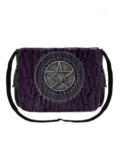 Pentagram Messenger Bag