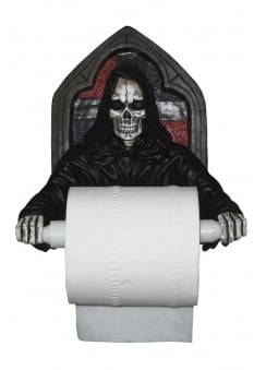 Reaper Toilet Roll Holder