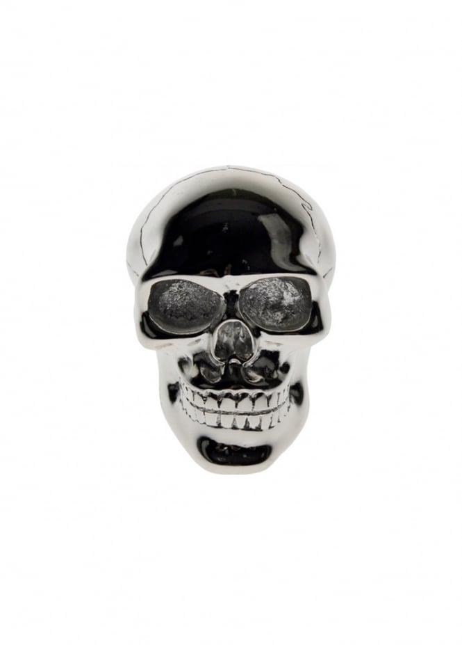 Nemesis Now Silver Skull Gear Knob