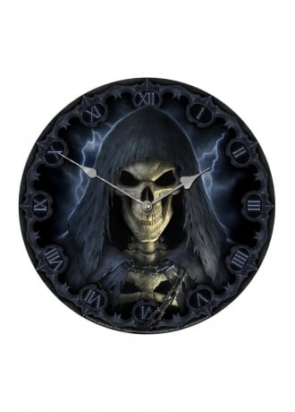 Nemesis Now The Reaper Clock