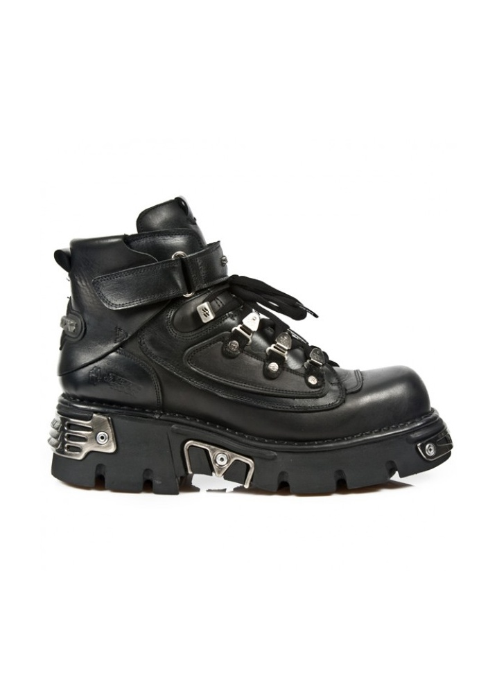 b56f8a8dc00 New Rock M.654-S1 Boot | Attitude Clothing