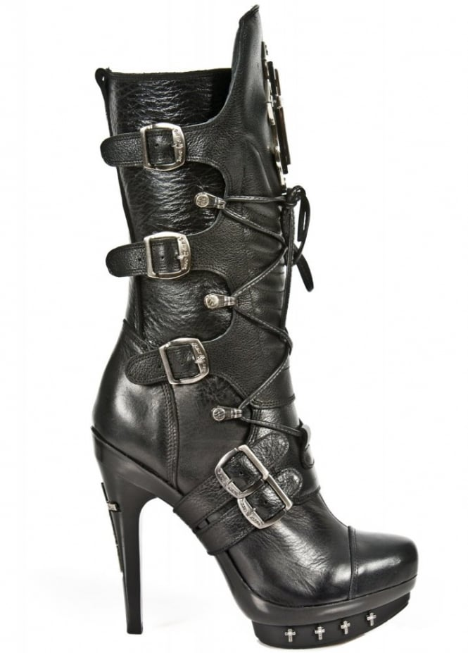 New Rock M.PUNK061-S1 Boot
