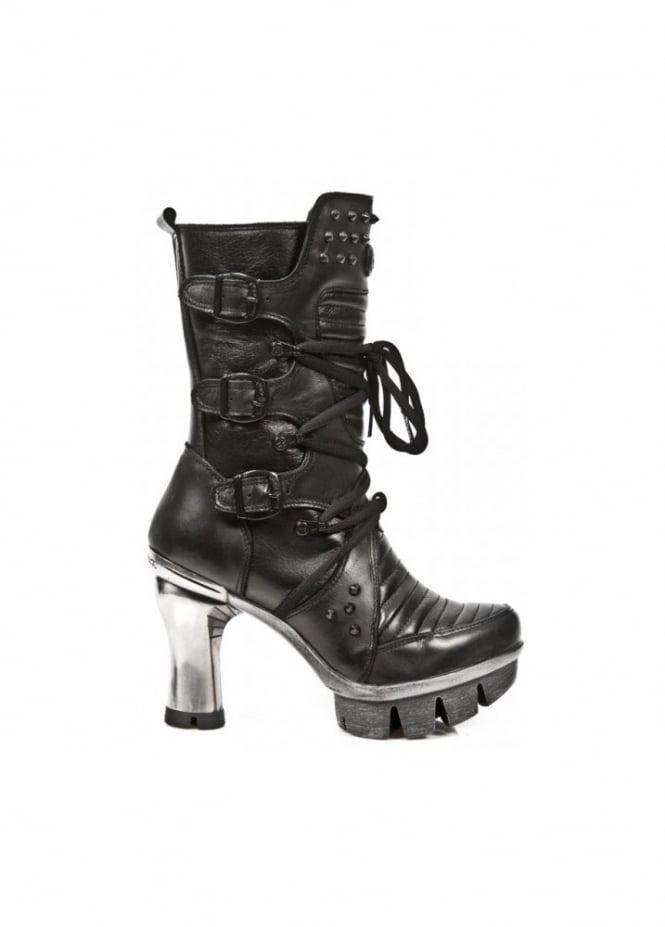 New Rock Neopunk 004-S1 Boot